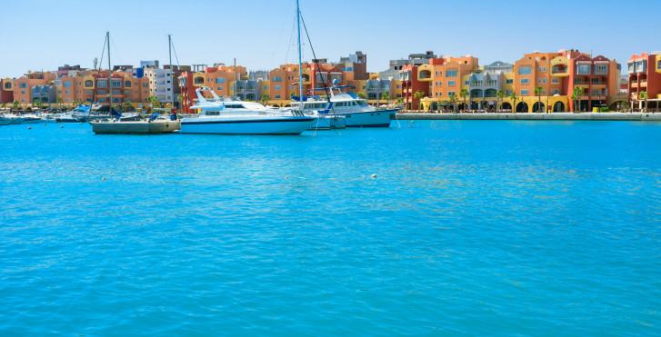 Hafen, Hurghada
