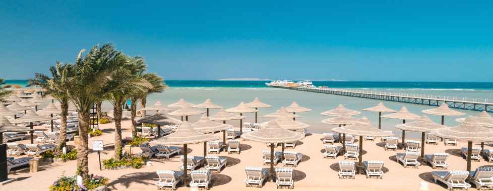 SUNRISE Crystal Bay Resort, Hourghada - Vacances Migros