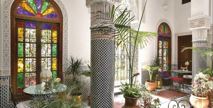Riad, Marrakesch