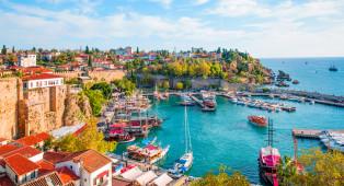 Badeferien - Antalya & Umgebung
