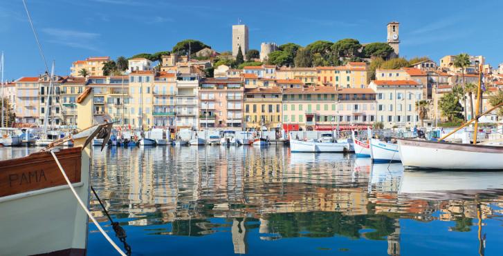 Vieux Port, Cannes
