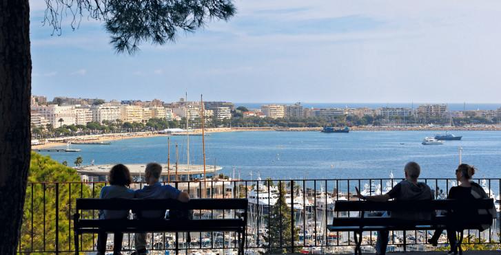 Cannes & ses environs (Côte d'Azur - Midi de la France)