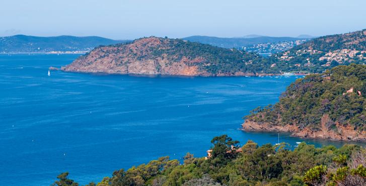 Mer Méditerranée, Presqu'île de Giens