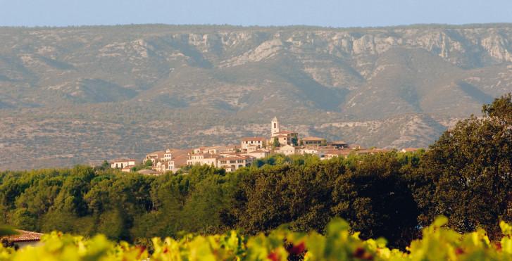 Mallemort, Provence