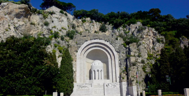 Monument aux Morts, Nice