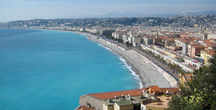 Côte méditerranéenne, Nice
