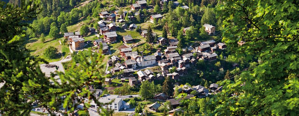 Kristall-Saphir, Oberwallis - Migros Ferien