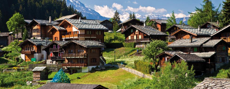 Thermalhotels & Walliser Alpentherme, Oberwallis - Migros Ferien