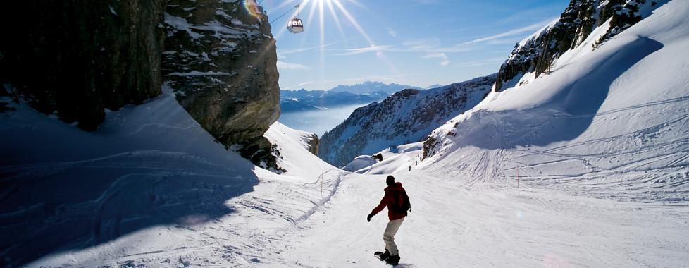 Terrasse Des Alpes 708, Bas-Valais - Vacances Migros