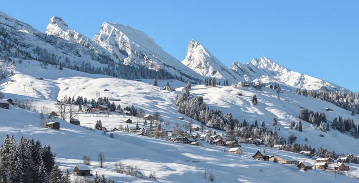 Toggenburg im Winter