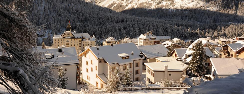 Home of Trails, Engadine Saint-Moritz, Haute-Engadine - Vacances Migros