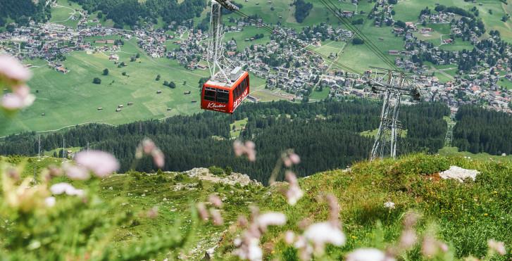 Gotschnabahn © Destination Davos-Klosters