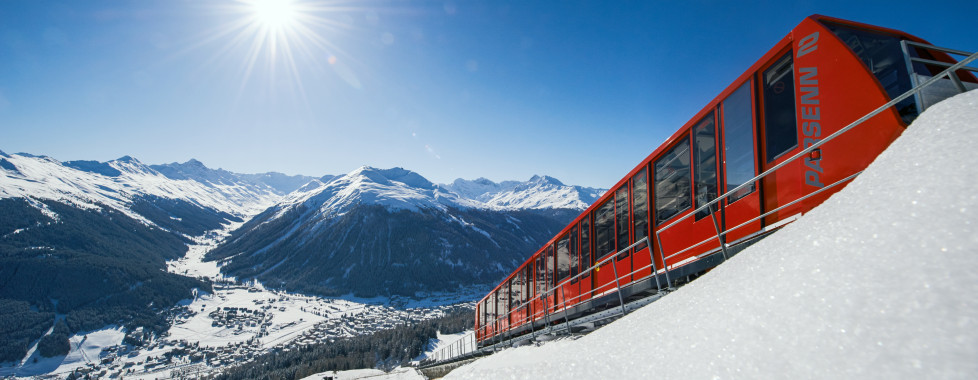 Home of Trails - Davos, Davos-Klosters - Migros Ferien