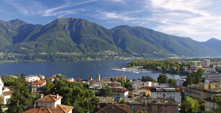 Maggia-Delta, Locarno, Lago Maggiore