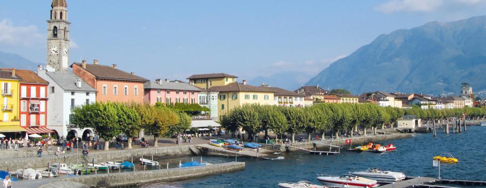 Hotel dell'Angelo, Lago Maggiore (Schweizer Seite) - Migros Ferien