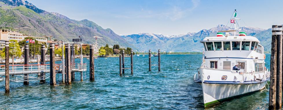 Hotel Eden Roc, Lago Maggiore (Schweizer Seite) - Migros Ferien