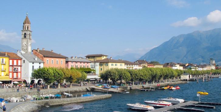Ascona, Lac Majeur