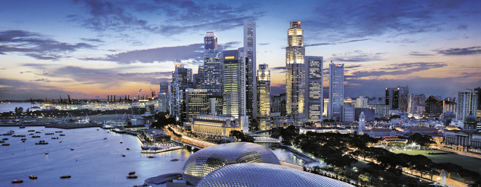 Marina Bay Sands, Singapour - Vacances Migros