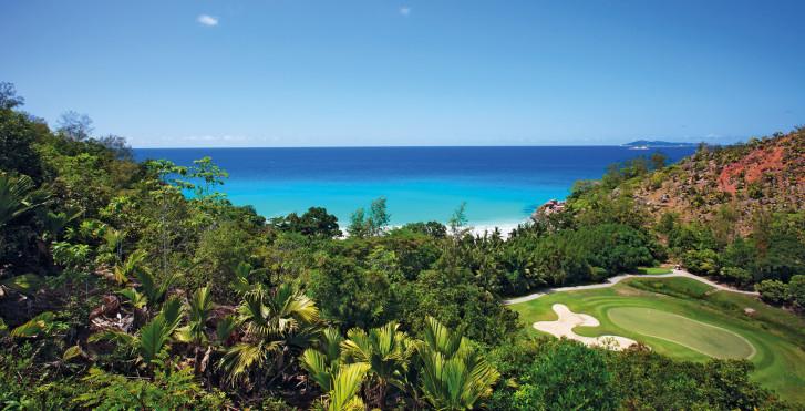 Golf Ferien auf den Seychellen