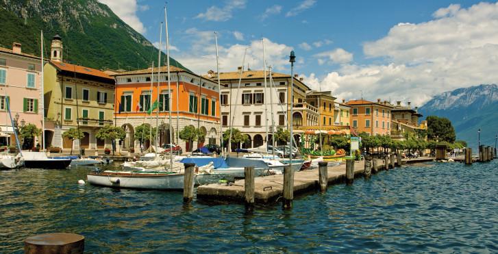 Gargnano, Gardasee