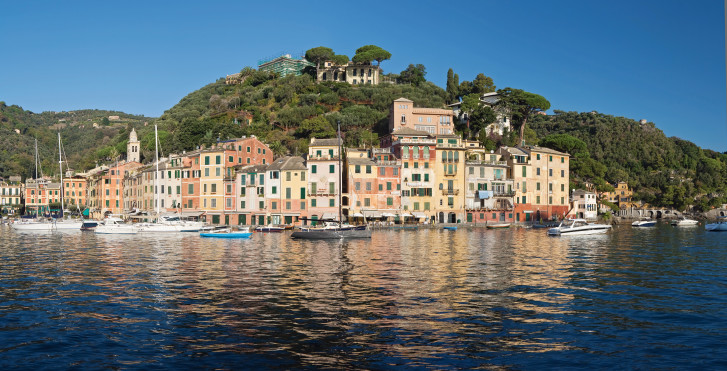 Portofino, Ligurien