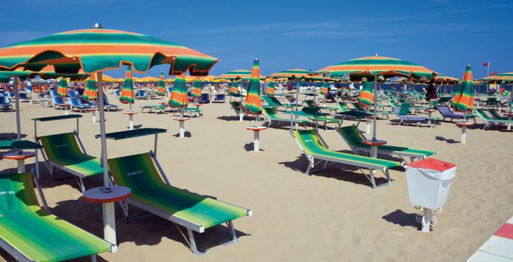 Plage de Rimini