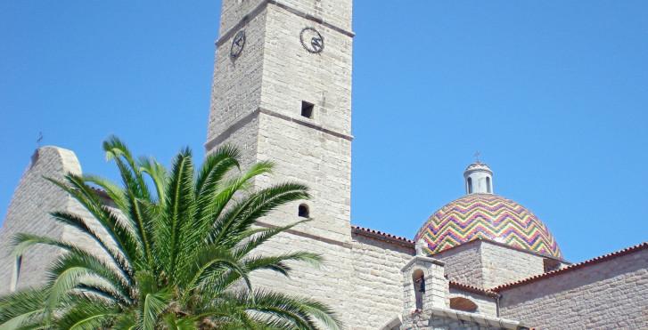 Kirche San Paolo, Olbia