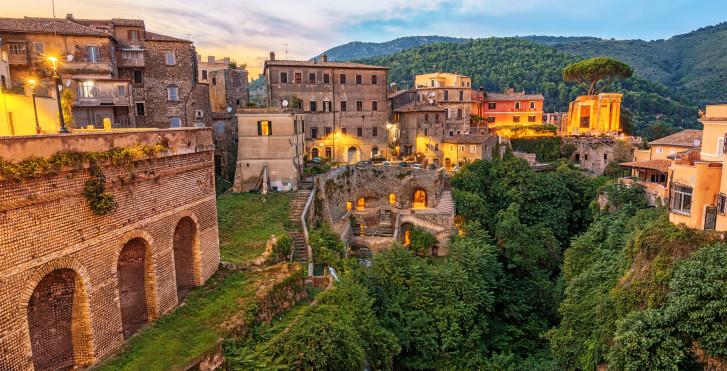 Villa Gregoriana, Tivoli