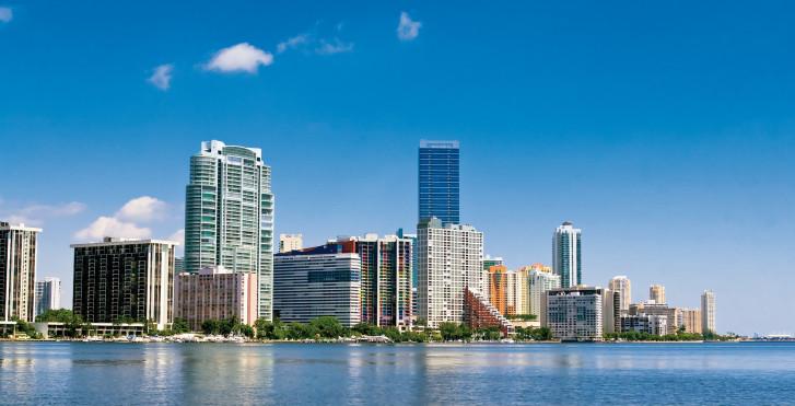 Skyline, Miami