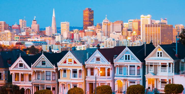 San Francisco Städtereise