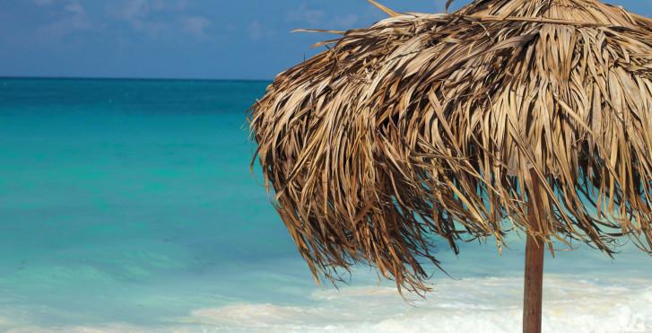Türkisfarbenes Meer, Varadero, Kuba