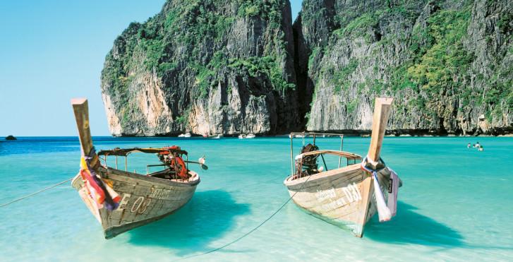 Kristallklares Wasser, Phuket