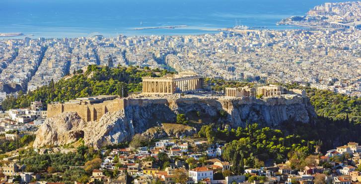 Athen Städtereise