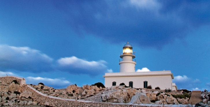 Leuchtturm Cavalleria, Menorca