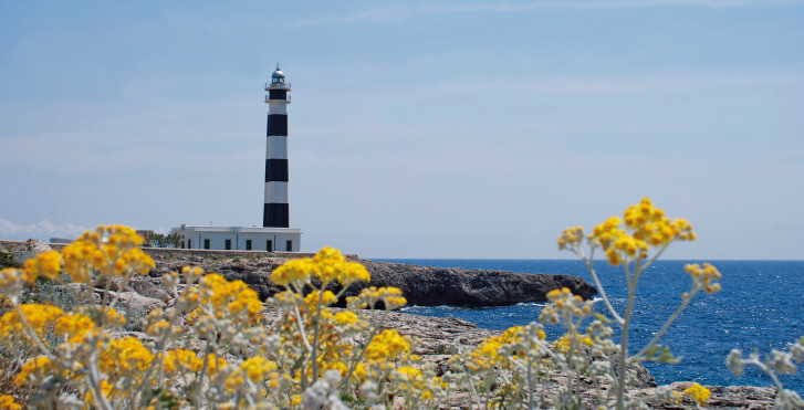 Leuchtturm Artrutx, Menorca
