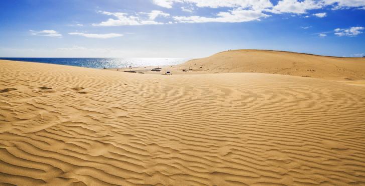 Bekannte Sanddünen