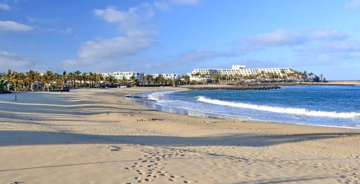 Vacances balnéaires à Costa Teguise