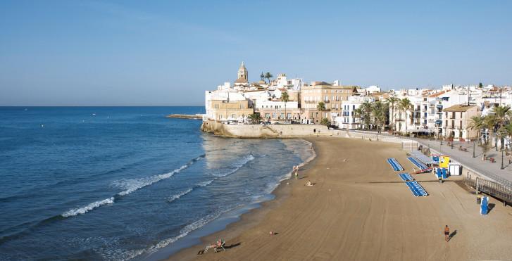 Costa Dorada, Spanien