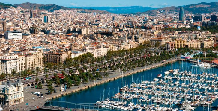Barcelona Stadtereise Flug Hotel Von Migros Ferien