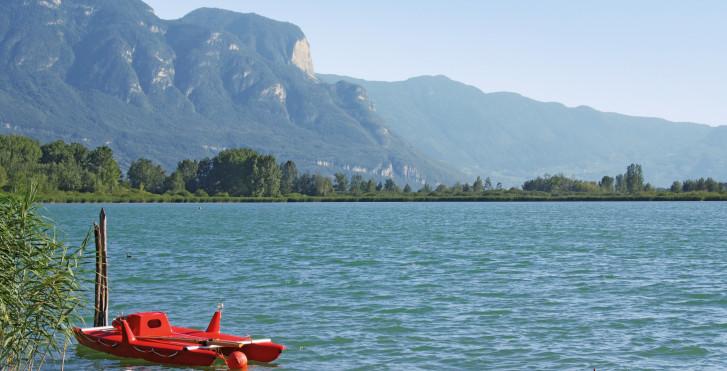 Idylle sur le lac Caldaro
