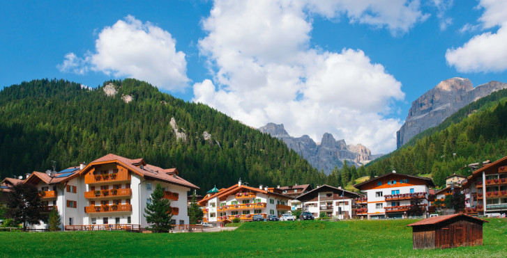Canazei, Val di Fassa