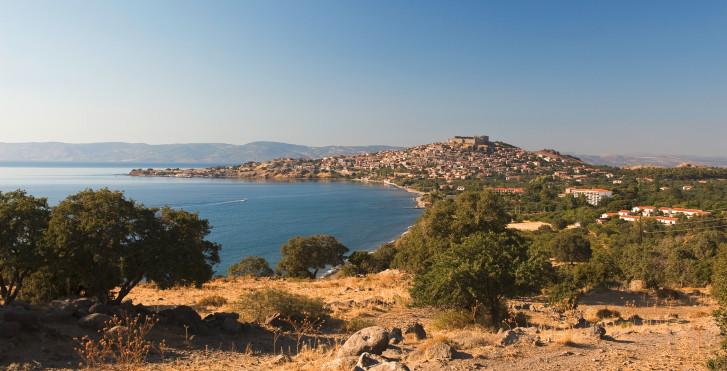 Méthymne, Lesbos