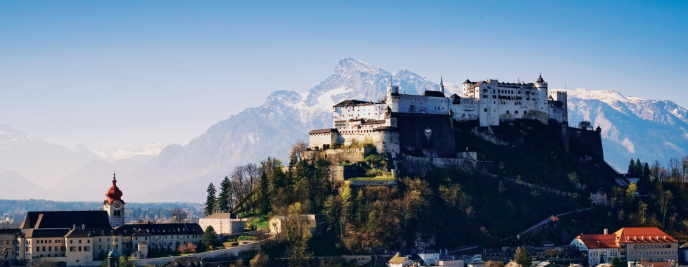 Trans Austria Innsbruck-Salzburg, Salzburg - Migros Ferien