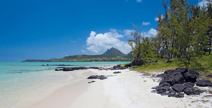 Weisser Sandstrand, Mauritius