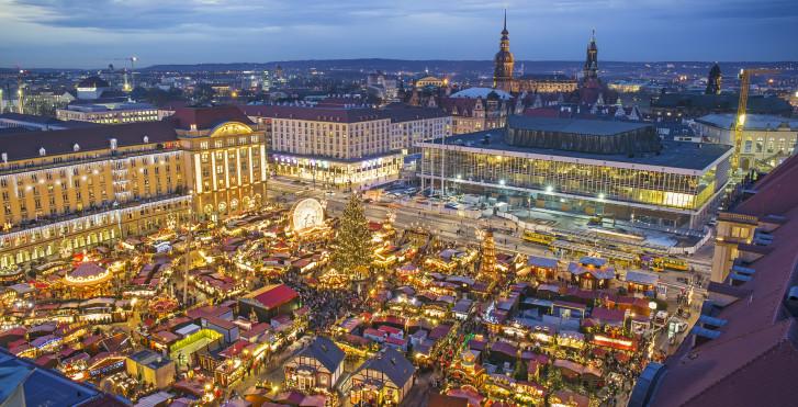 Striezelmarkt, Dresde