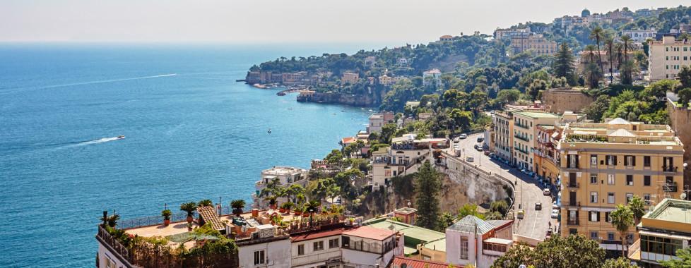 Continental Mare, Golfe de Naples - Vacances Migros