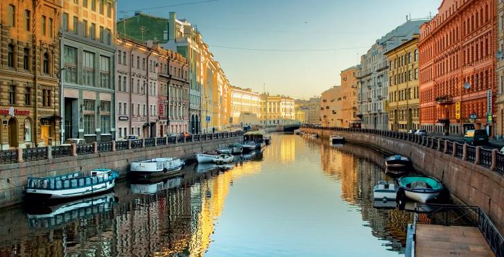 Newa, St. Petersburg