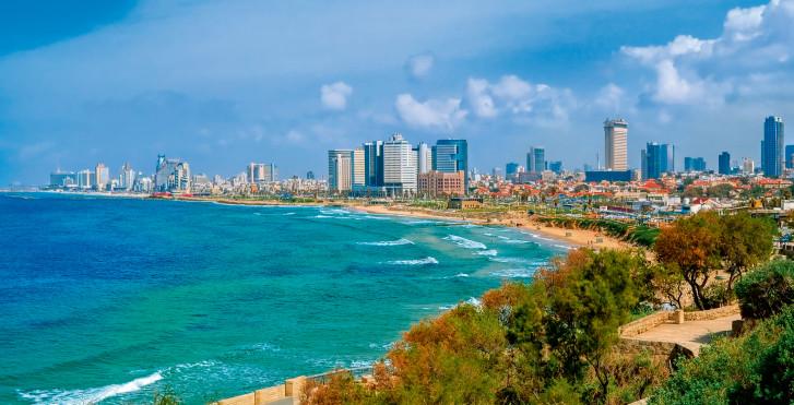 Mittelmeer, Tel Aviv
