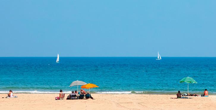 Region Tel Aviv - Strand