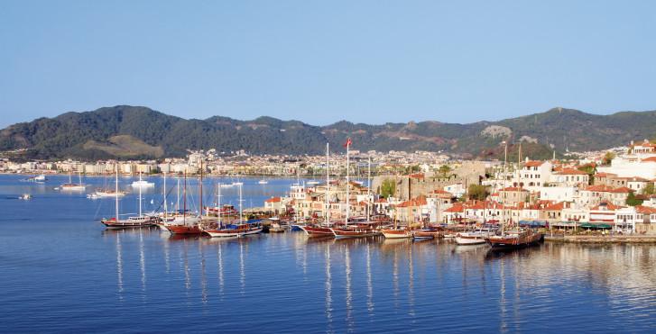 Hafen von Marmaris